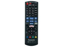 画像1: N2QAYB001158 ブルーレイディスクプレーヤー用リモコン パナソニック