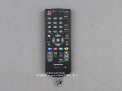 画像1: N2QAHC000025代替YESFX999150|車載用地上デジタルチューナー用リモコン|パナソニック
