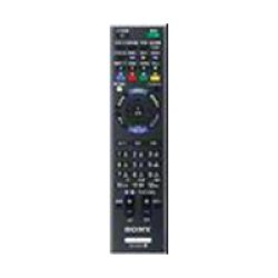 画像1: RM-JD027代用品RMT-TZ120J|テレビ用リモコン|ソニー